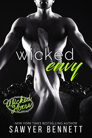 wicked envy sawyer bennett