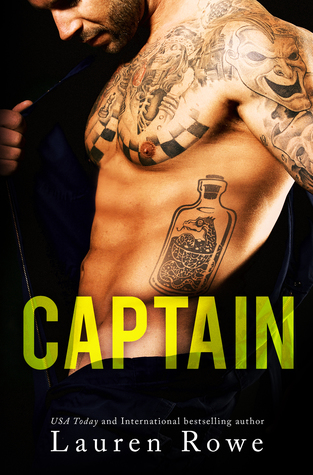 Review Captain By Laurenrowebooks Lauren Rowe I Love Reading